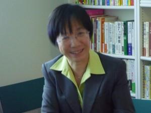 「チュウ太」について語る川村よし子さん