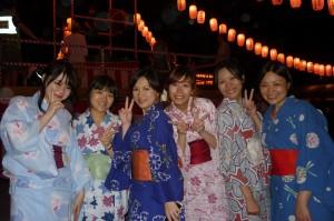 盆踊り大会①2014.7.18
