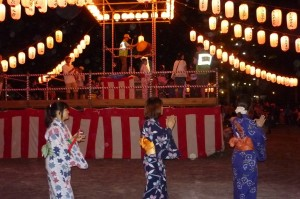 盆踊り大会②