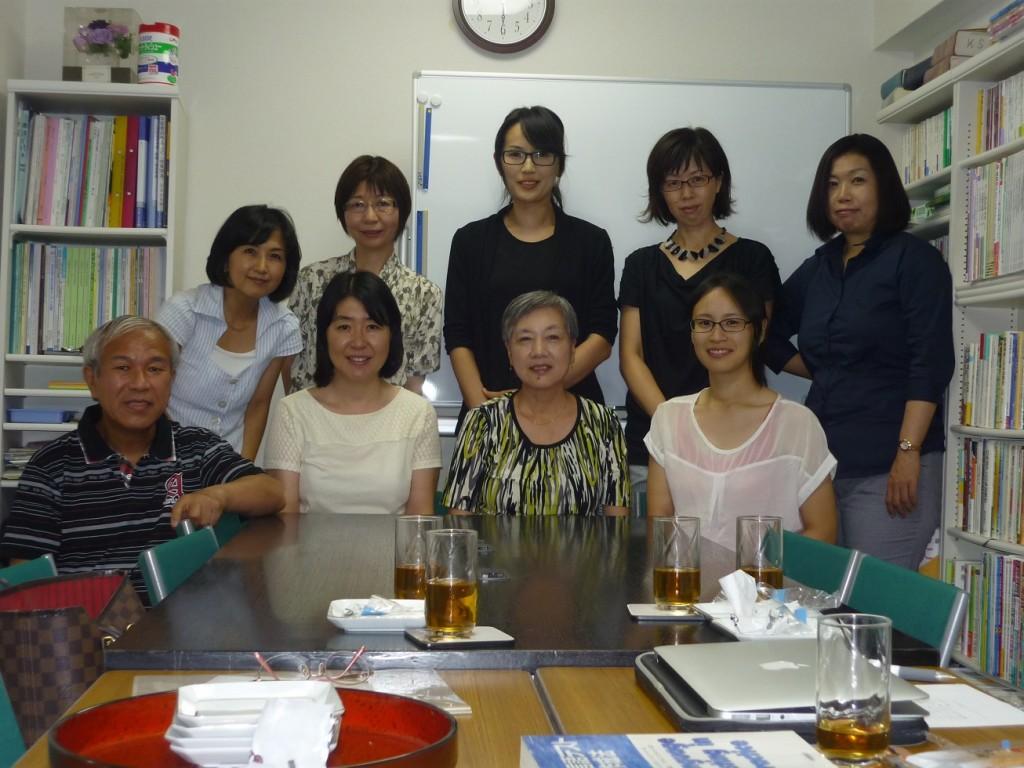 92期の同窓会2014.8.7