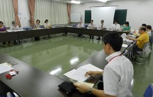 H25スタッフ会議(撮影:スタッフ)