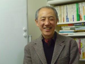 講師の川口義一さん