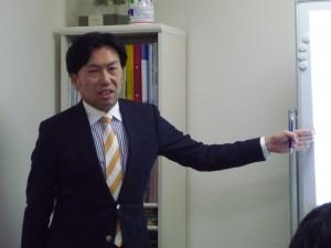 コーディネーターの武田さん
