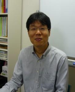 講師の石黒圭さん