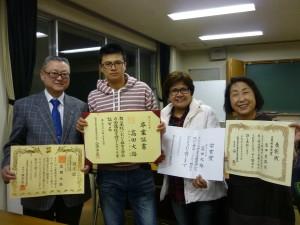 ご家族とコーディネーターの北川さん
