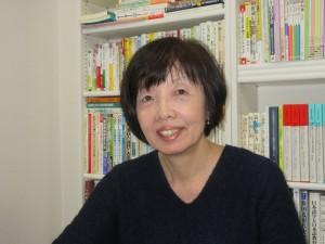 講師の中川千恵子さん