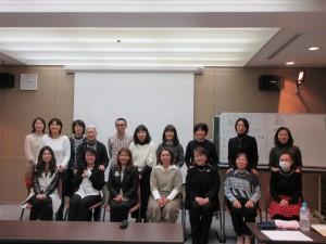 2月4日のプロジェクトワーク最終報告会