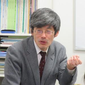講師の阿部裕さん