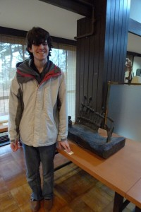 京都外大時代③「兵庫県にある展示物に触ってもよい美術館」