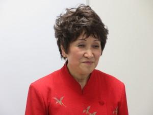 講師の迫田久美子さん