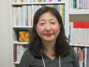 講師の小林ミナさん