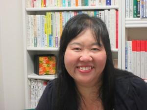 講師の三橋麻子さん