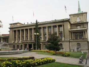 ベオグラード市庁舎(旧宮殿)