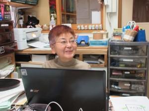 理事長の戸田由美子さん